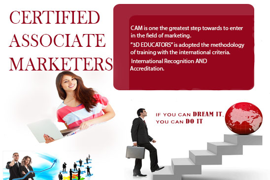 Learn Associate Certified Marketers