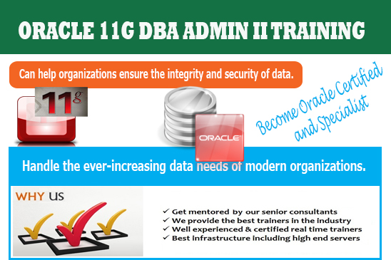 Learn ORACLE DBA Admin II