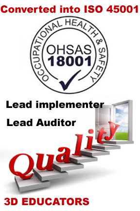 Learn ISO 45001 Health Management System